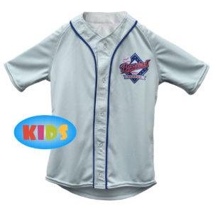 """Baseball Jersey Infantil """"Baseball Player"""""""